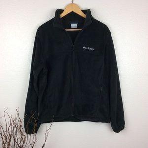 * Columbia Full Zip Fleece Jacket *
